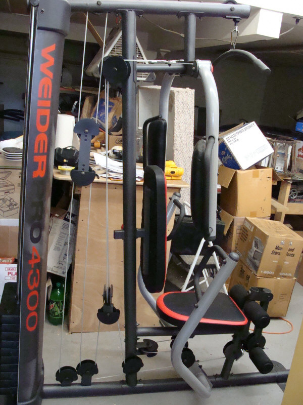 Weider Pro 4300 Review Calibrate Fitness