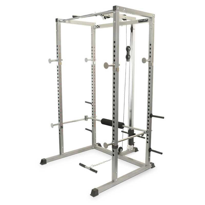 Benefits Of Having The Fitness Gear Pro Full Rack