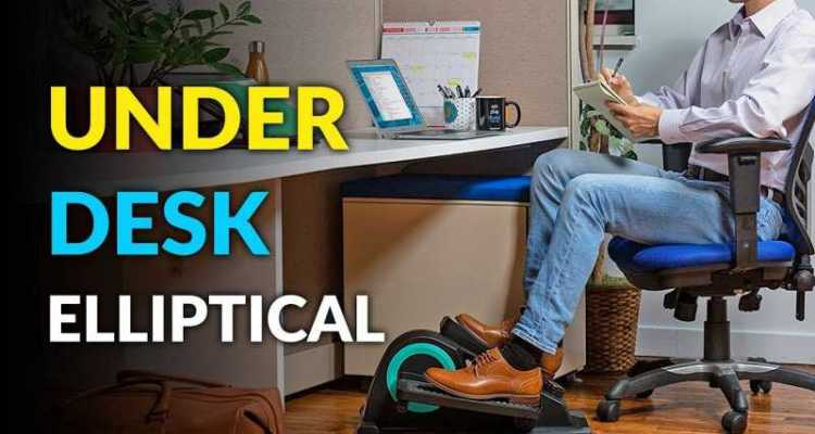Cubii Jr Under Desk Elliptical Review 2020 Update Calibrate Fitness